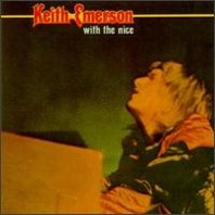 Keith Emerson : Keith Emerson with the Nice